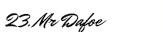 23-Mr-Dafoe