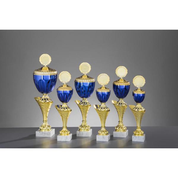 Pokal Gold-Blau Daniela